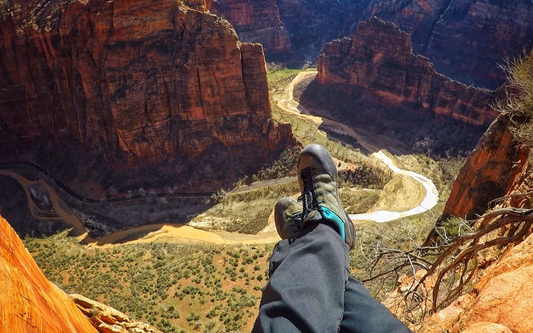 Zion National Park: 4  Things To Consider Before Hiking Angel's Landing