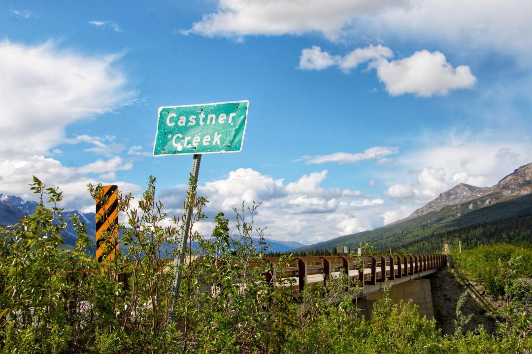 Castner Creek Alaska