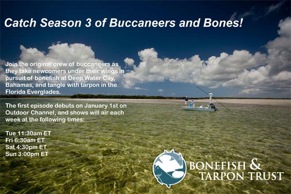 Buccaneers and Bones