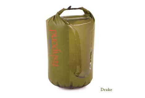 Fishpond dry pack