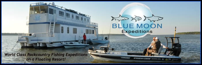 Blue Moon Expeditions Banner
