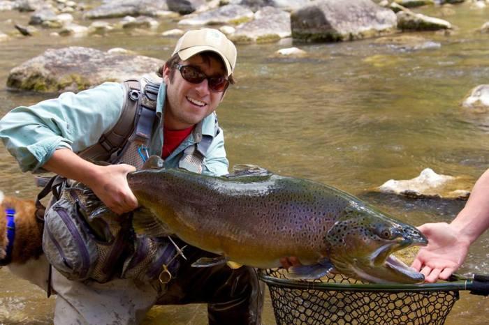 Danny Frank trout