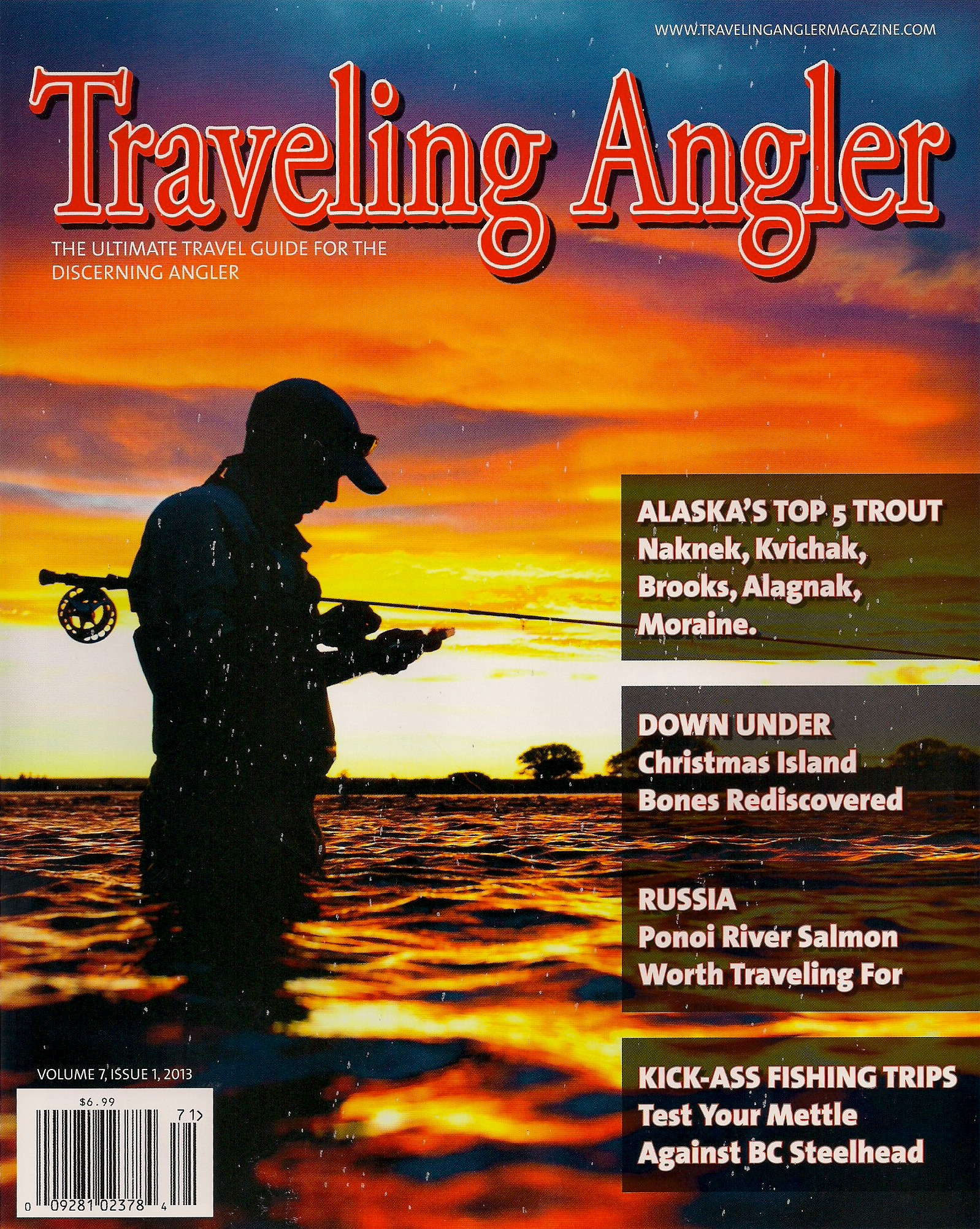 Annual Travel Issue
