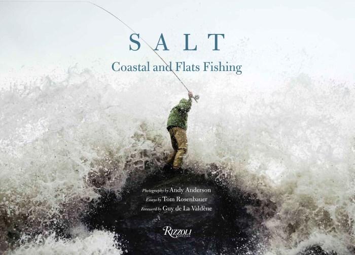 Salt Coastal and Flats Fishing Book