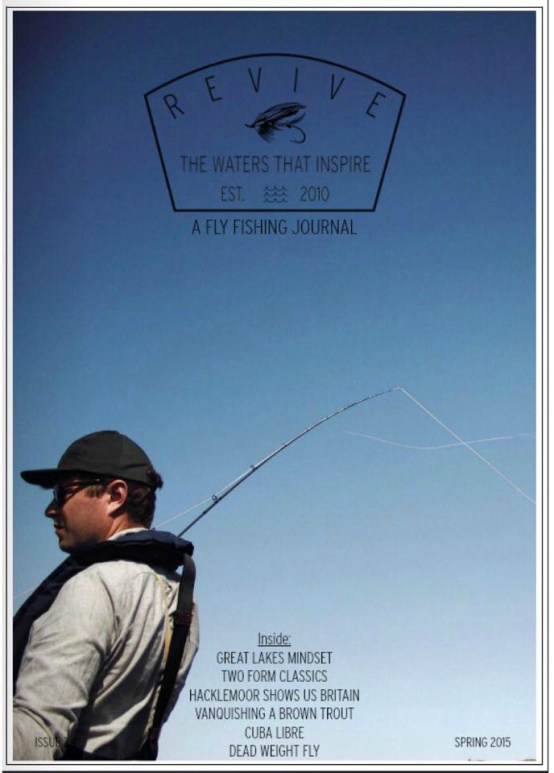 Revive Fly Fishing