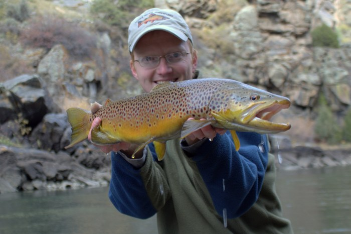 David Knapp Trout Zone Anglers