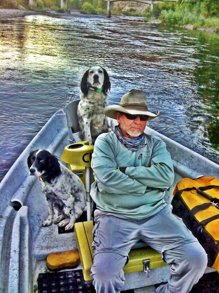 Rod Griffin Drift Boat