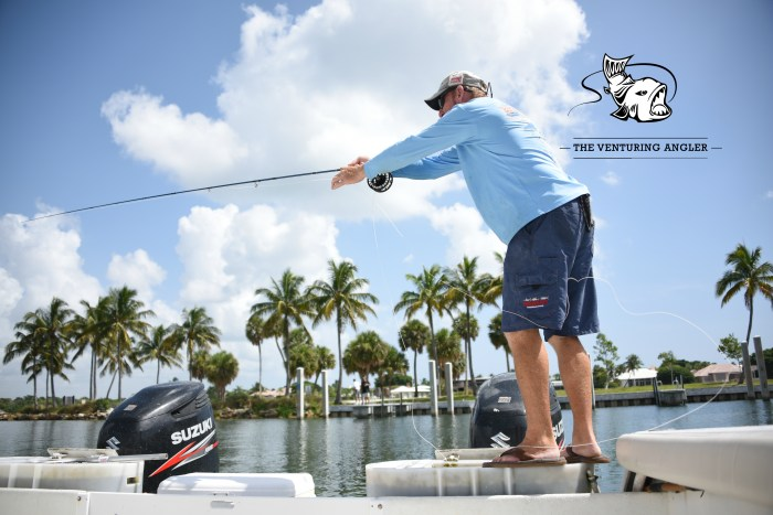Ron Doerr fishing