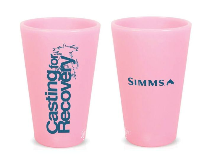 Simms Casting for Recovery mugs