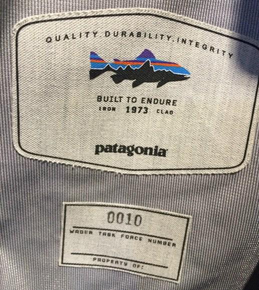 Patagonia Wader Task Force