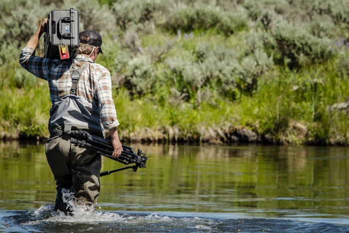 Bryan Gregson, Fly Fishing Photographer