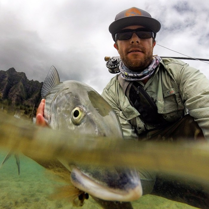 Hawaii bonefish