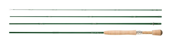 Winston Super BIIIx fly rod