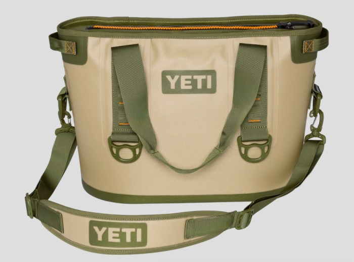 YETI Hopper Tan