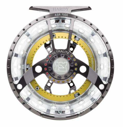 Hardy Ultralite ASR Large Arbor Fly Reel