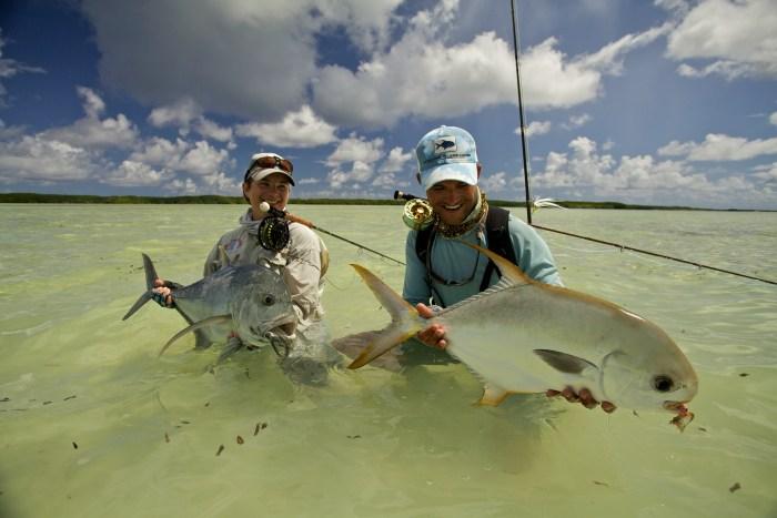 Seychelles fly fishing
