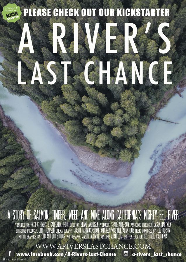 A River's Last Chance Shane Anderson