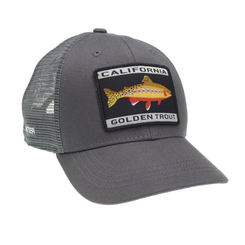California Golden Trout hat.jpeg