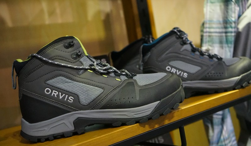 Orvis boots