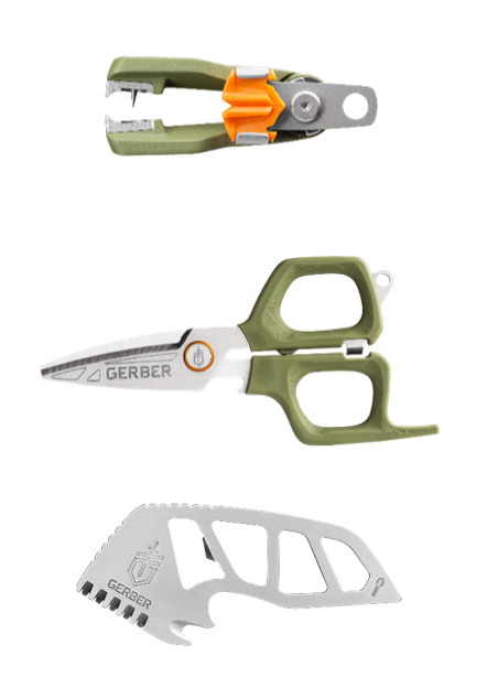Gerber fishing tools