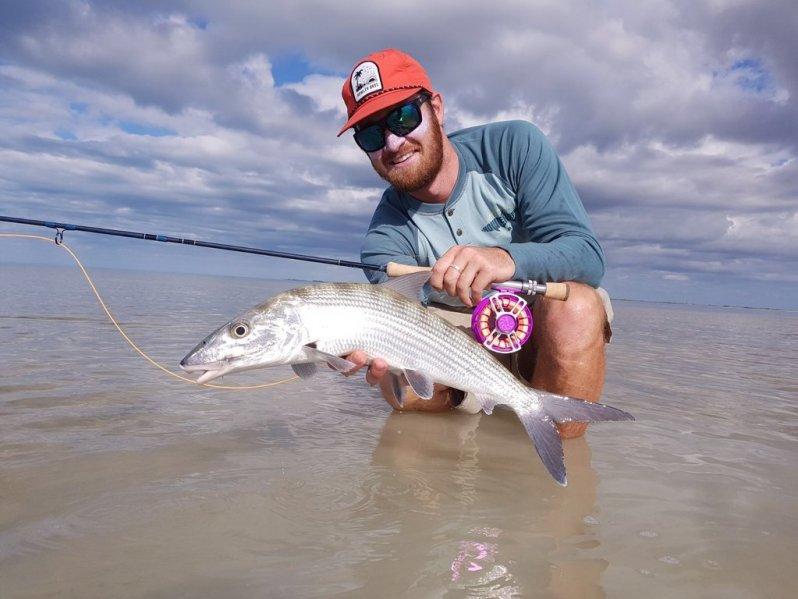 Christiaan Pretorius bonfish