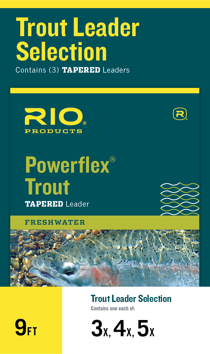 RIO Trout Leader Selection