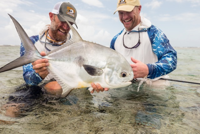 Belize fly fishing permit