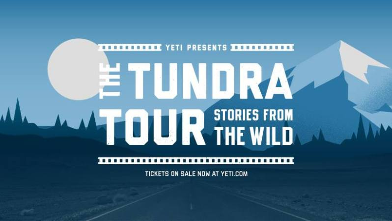 YETI Tundra Tour