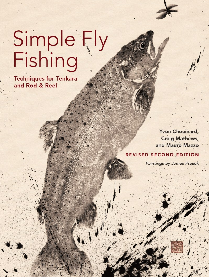 Simple Fly Fishing Book Cover