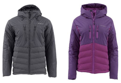 Simms Men's and Women's West Fork Jacket