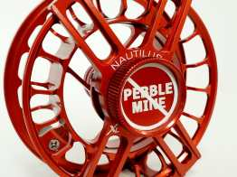 No Pebble Mine Reel