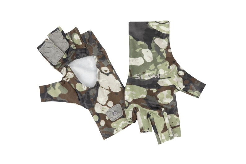 Riparian Camo gloves