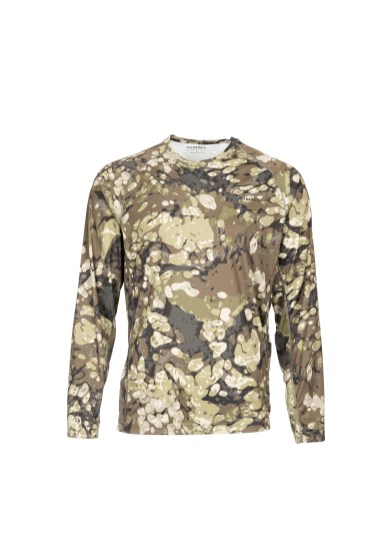 Riparian Camo shirt