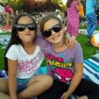 My Daughter & Friend