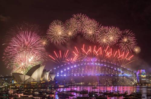 Best Places to Spend New Year's Eve