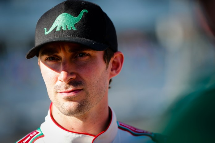 Michael Self to Pilot Sinclair Oil Corporation Toyota Camry for Venturini Motorsports in 2020