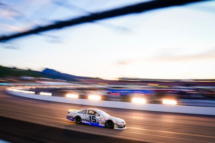Venturini Motorsports' Trio Heads West for ARCA's Return to the Desert