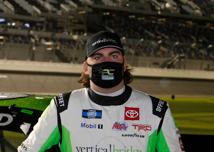 Parker Chase, Pirelli World Challenge Champion, Signs Five Race ARCA Deal with Venturini Motorsports