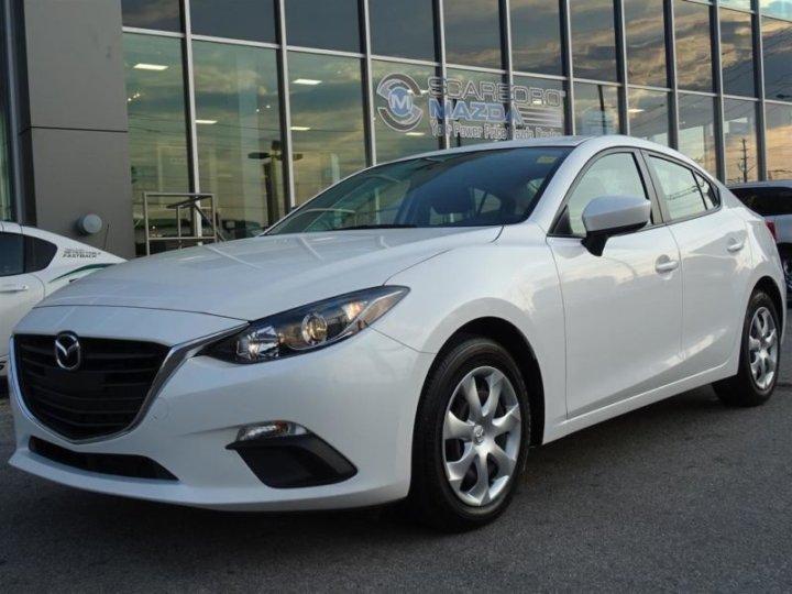 2014-2016 Mazda 3 Sedan/hatchback Front Splitter - Ventus Autoworks