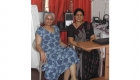 Venu with Bharati Prasad an Award Winning Amateur Radio Enthusiast in New Delhi
