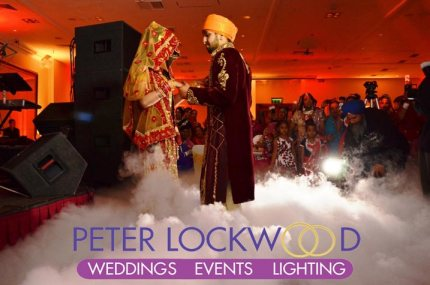 Village-Hotel-Blackpool-wedding-first-dance-in-the-clouds