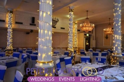 event lighting in manchester