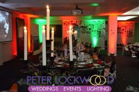 event lighting hire