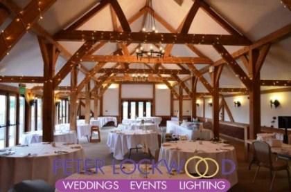 sandhole-oak-barn-wedding-lighting-in-the-daytime
