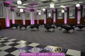 Principal Hotel Manchester Prom UpLighting