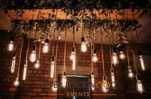 vintage edison lighting