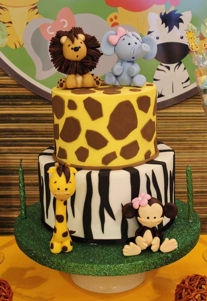 Jungle Theme Kids Birthday Party  VenueMonk Blog