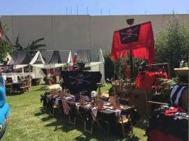 Pirate Theme Birthday Party Venue 3