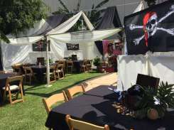 Pirate Theme Birthday Party Venue 8