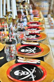 Pirate Theme Birthday Party Venue